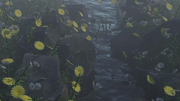 rocks&weeds