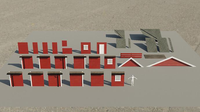 modular assets
