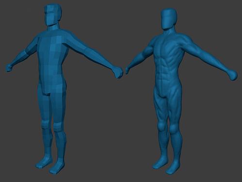 man_sculpting