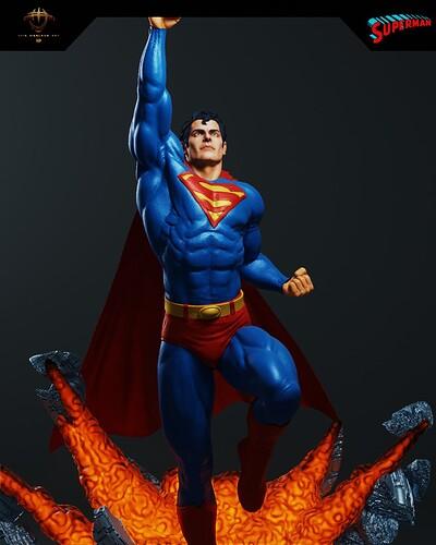 SupermanBrainiacPoseB10007