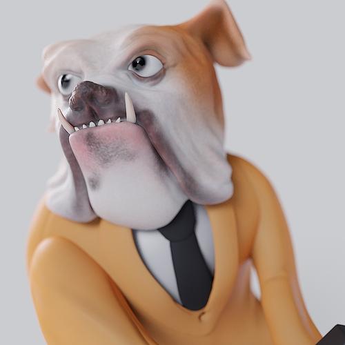 Detective dog 4