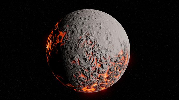 Lava Moon