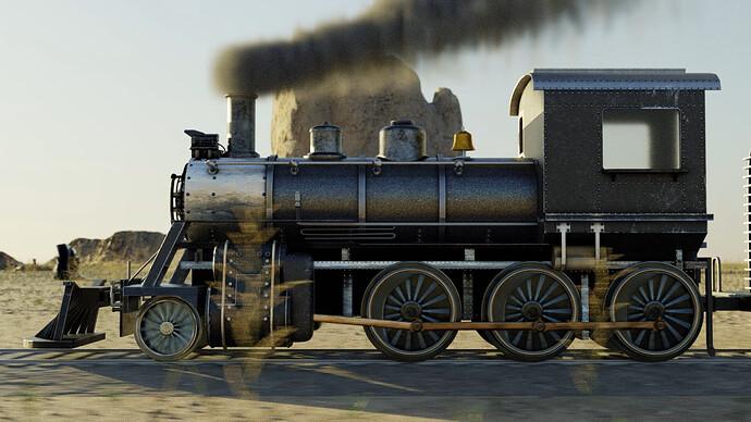 TrainRender