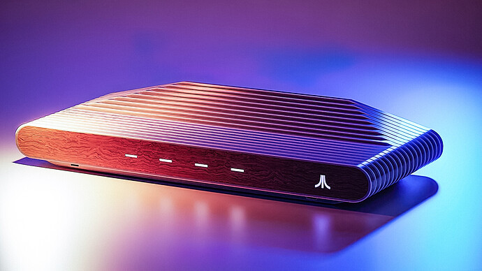 ATARI VCS 6AI5.4.3
