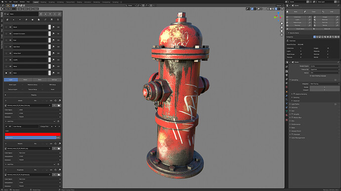 002. Fire Hydrant