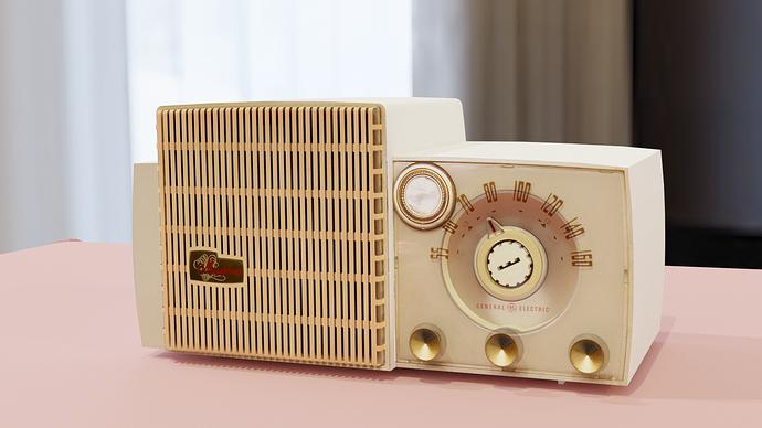 Musaphonic_Radio-in bedroom