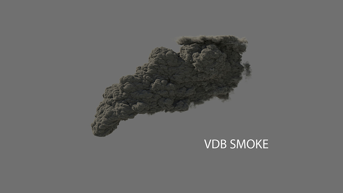 smoke VDB