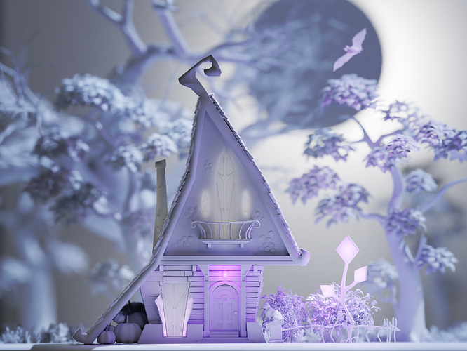 Witch_House_Clay