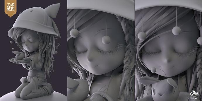 花絮-女孩