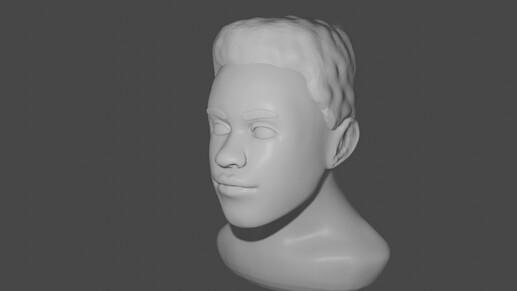 Adam Portrait 1