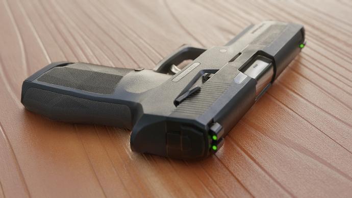 pistolrender