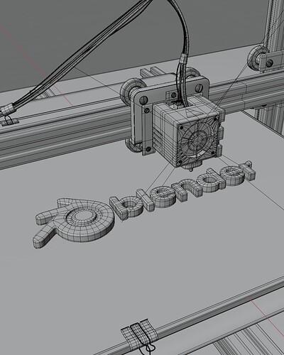 3d printing viewport