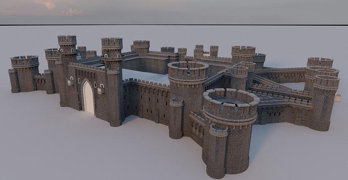 Castle_WIP3
