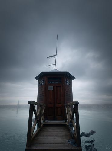 Kiosk-Venice -