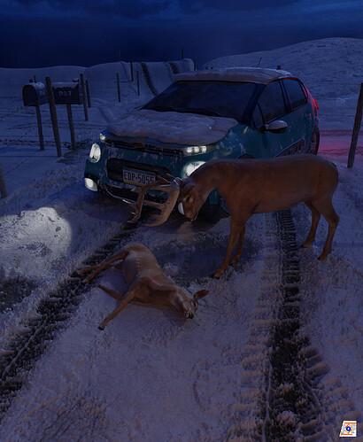 Murder on the snow floor final