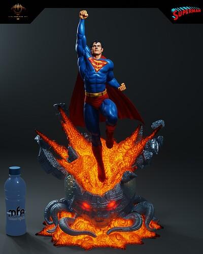 SupermanBrainiacPoseB10001