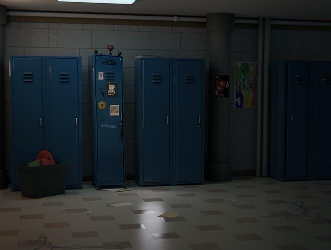 locker16