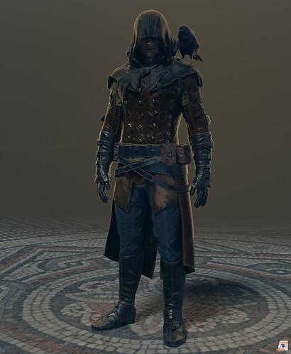 Assassin final