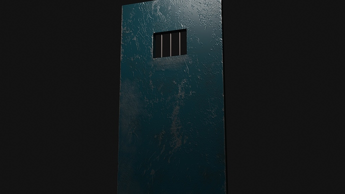 Cell Door 1
