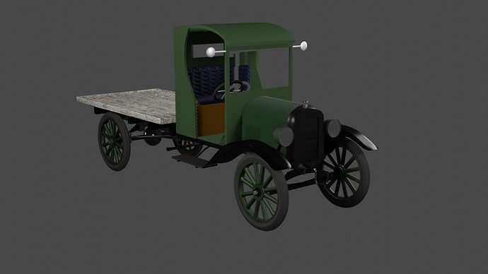 1929 Ford Truck 1