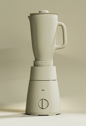 MX32 Blender clayAI