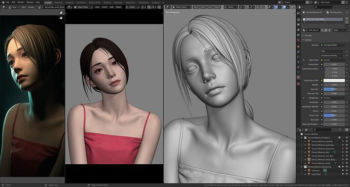 Forced Mistress Blender Screenshot