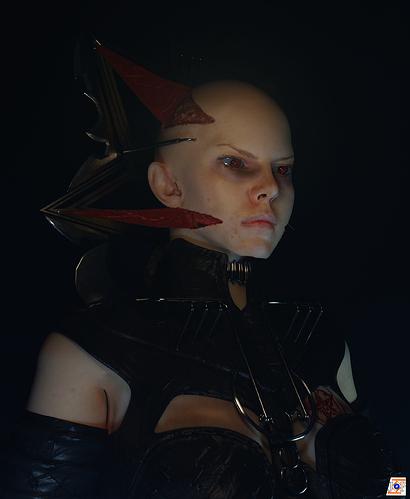 Demon girl focus final