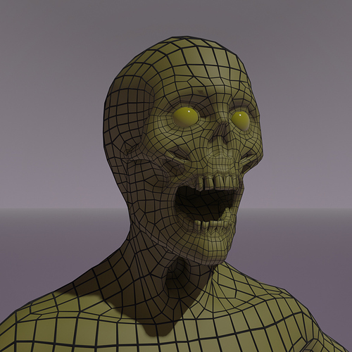 zombie_wire_face