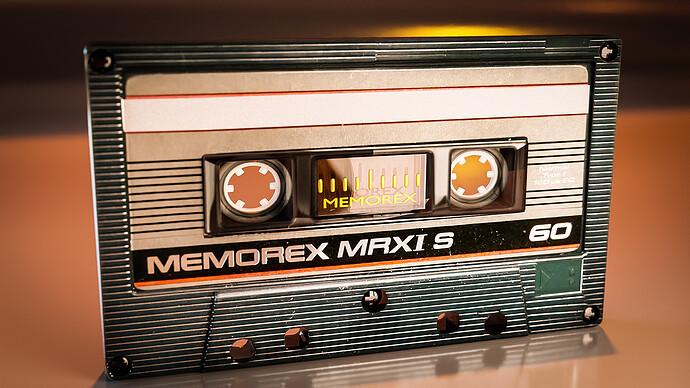 The Cassette Tape III-