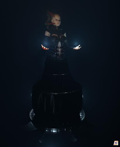 Demon girl final