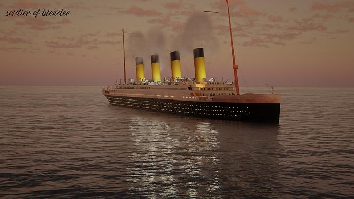 RMS_titanic night mood