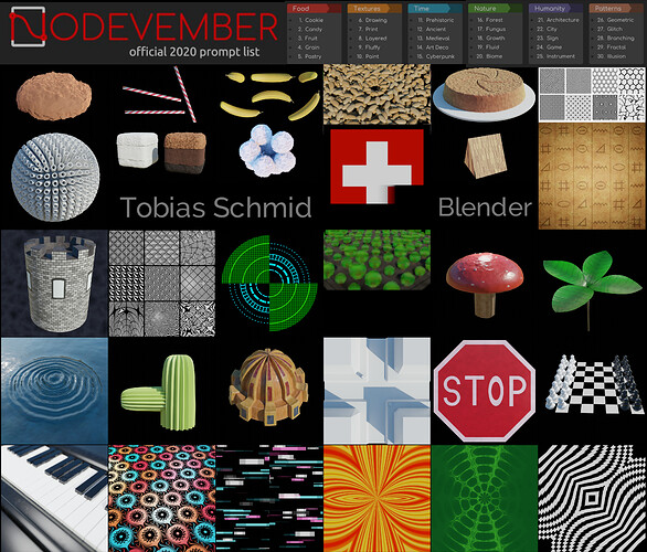 _Nodevember_Collage