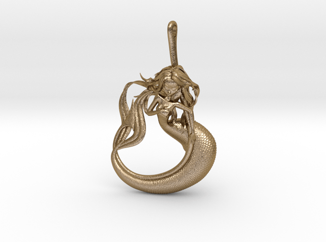 Hook Mermaid ShapeMe