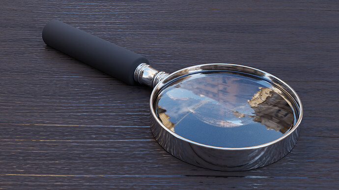 Magnifying Glass Cycles