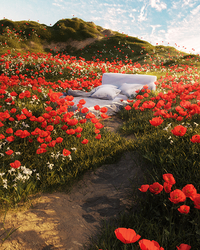 flowerfieldbed