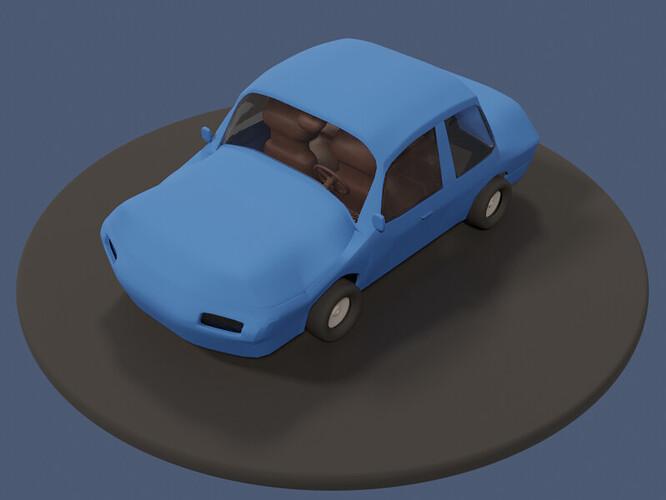 Car Toon