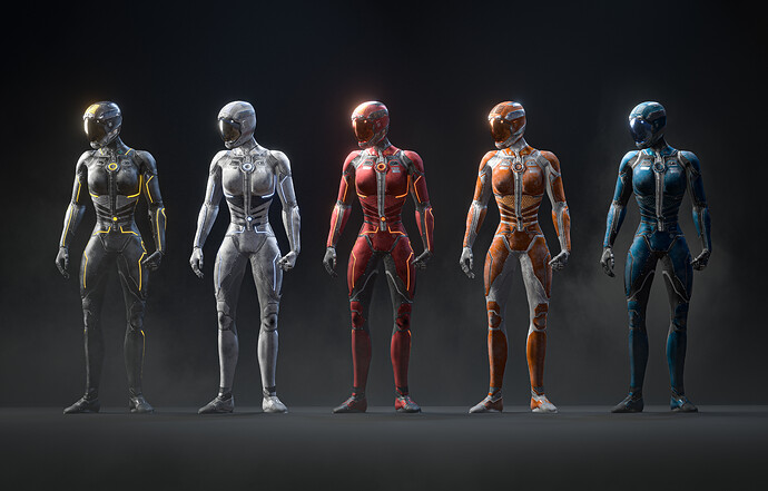 Armor01_Variants_all