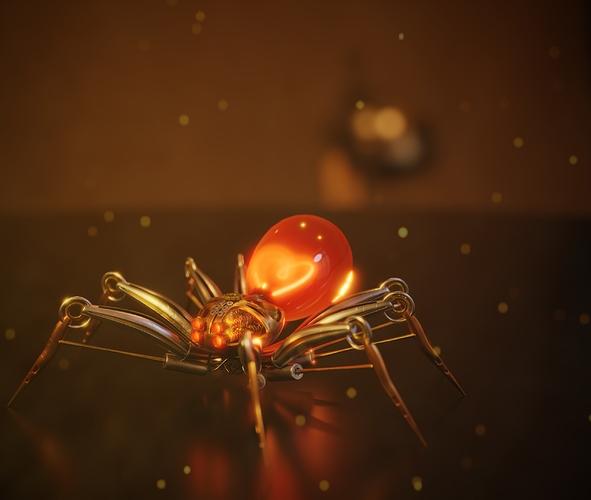 Xeofrios: Ferro-Arachnida