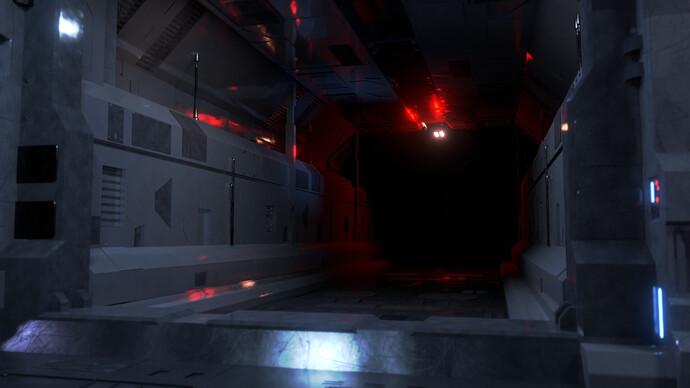 Sci-Fi Corridor 4