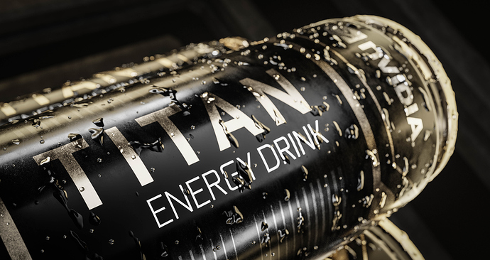 RTX Energy Drink 7
