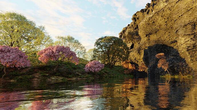 cliff pond teaser