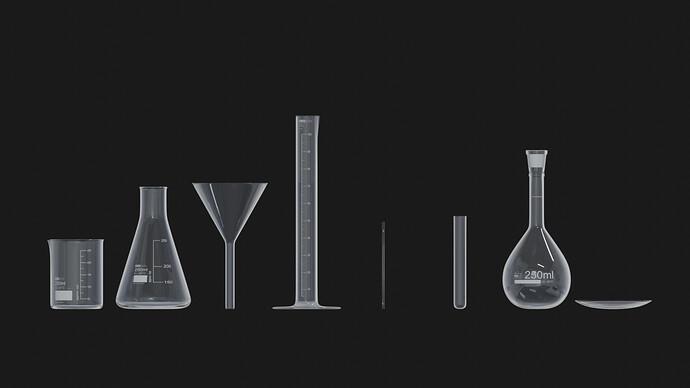 Laboratory Glassware 7