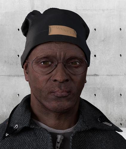 black guy 2