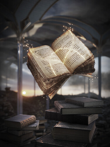 Magic Book Entry-06