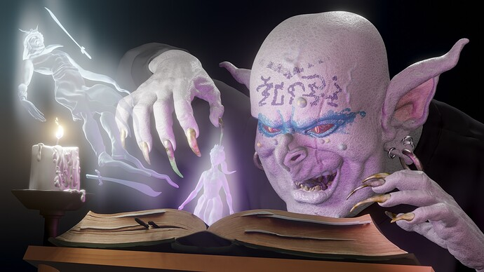 MagicBook_byMxD