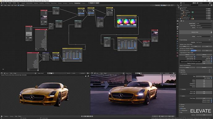 Mercedes%20SLS%20%E2%80%93%20Compositing%20-%20Elevate