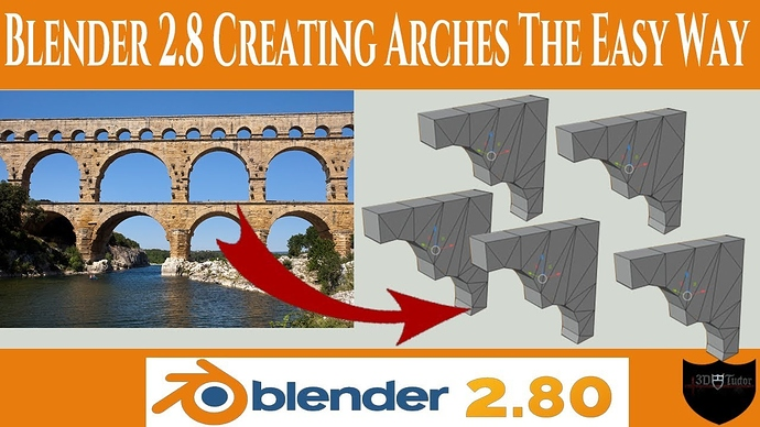 Create arches simple techniques YouTube Image
