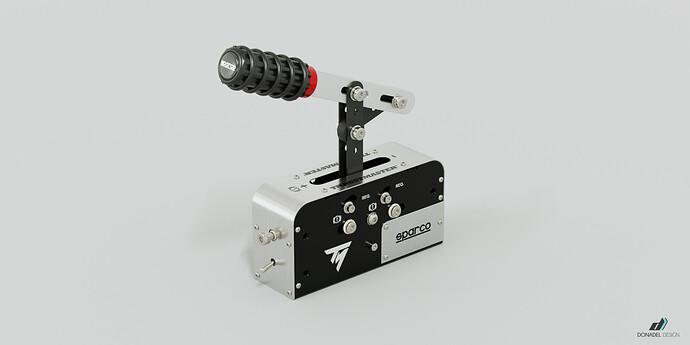 Thrustmaster TSS 3