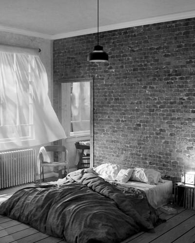 Bedroom in brooklyn - 01 - NB