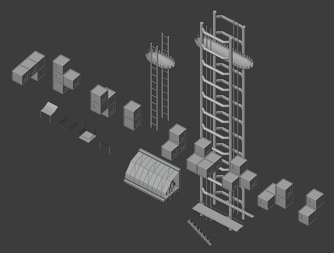city assets